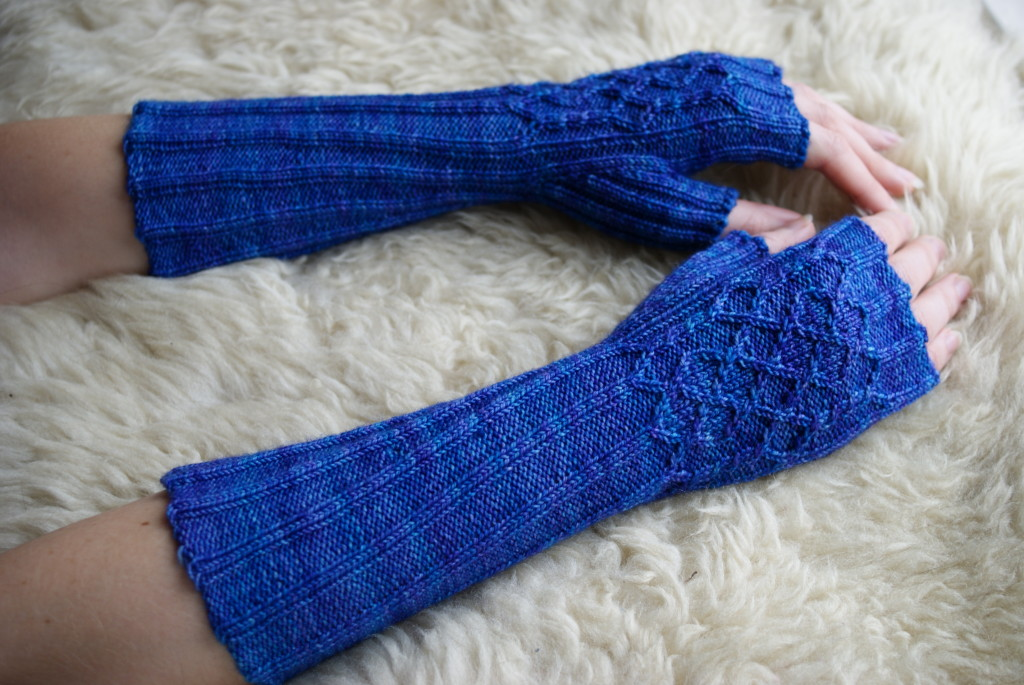 http://www.ravelry.com/patterns/library/diamond-wristers