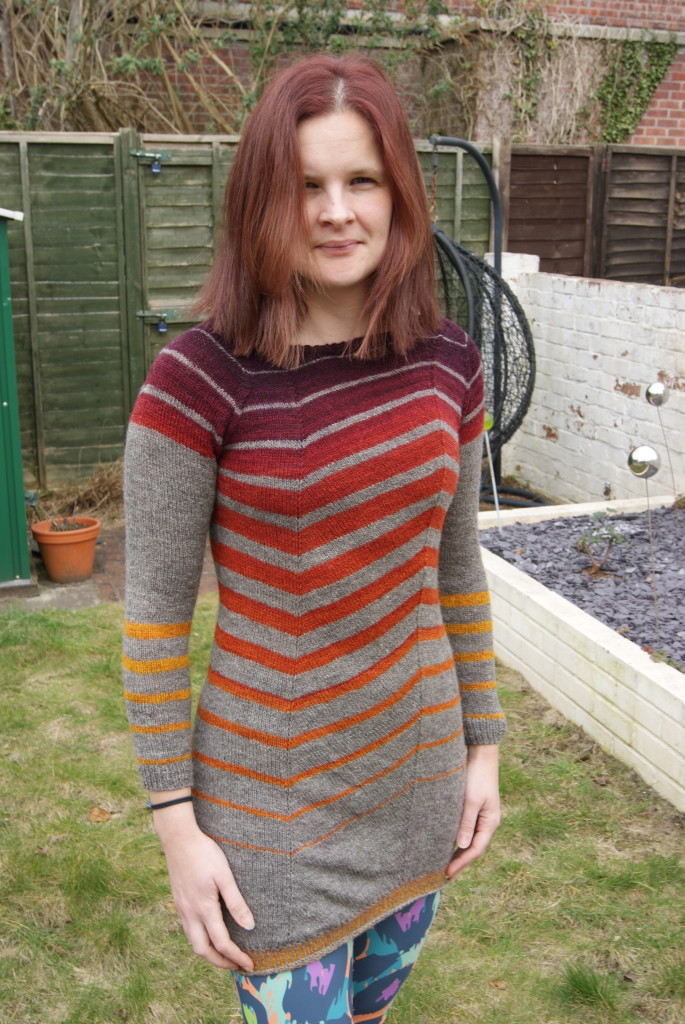 http://www.ravelry.com/projects/fak/laneway-2